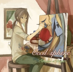 3nd CD 「Cecil'sphere」