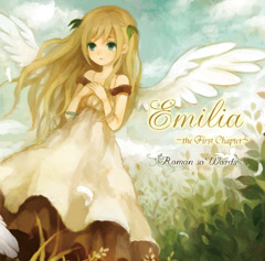 2nd CD 「Emilia  〜the First Chapter〜」